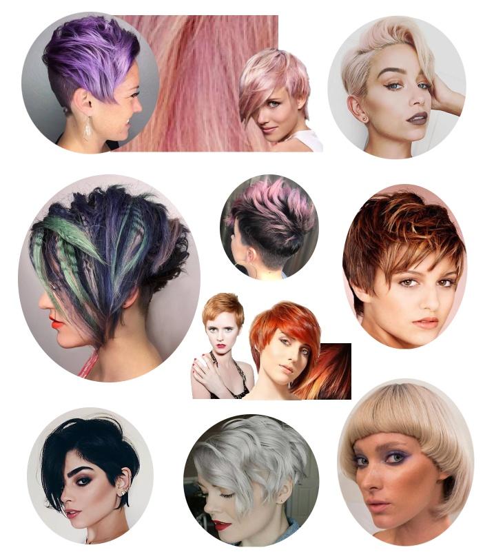 Модные окрашивания волос 2017-2018 женские