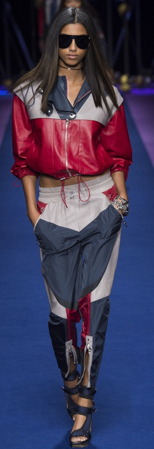 Куртка-рубашка от Versace