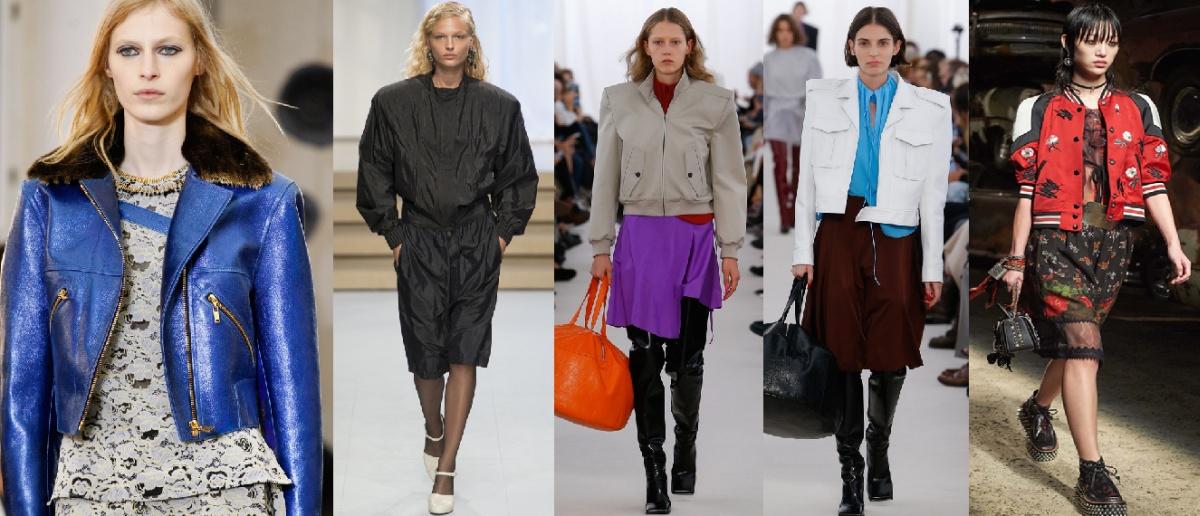 женские куртки с мужскими плечами