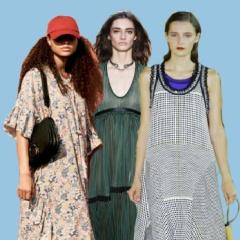 Модные летние платья и сарафан 2017 для полных девушек и женщин