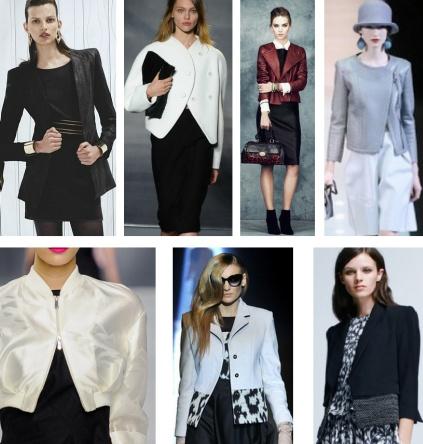Пиджаки к платью женские