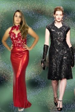 Женские платья с фотками