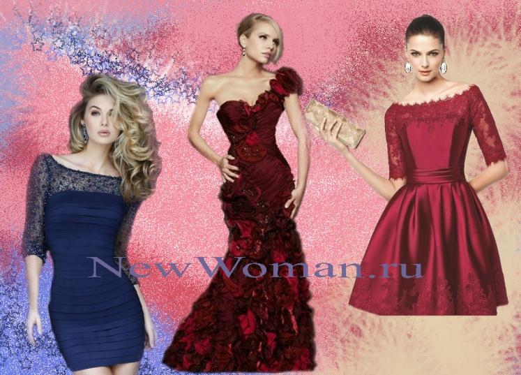 Красивые вечерние платья – фото