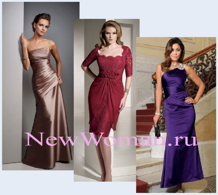 100 фасонов самых лучших, самых красивых вечерних платьев