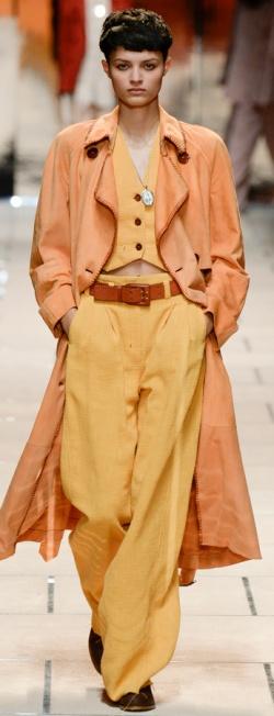 Весенняя мода 2016