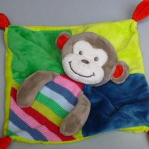 Подушка-обезьяна
