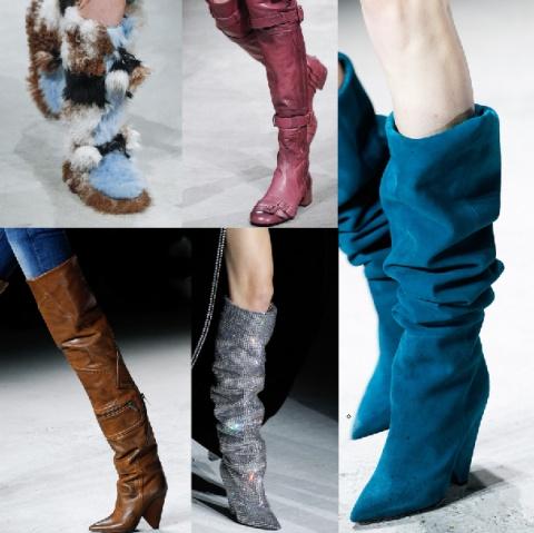Модные ботильоны сезона осень-зима 2019 года новые фото