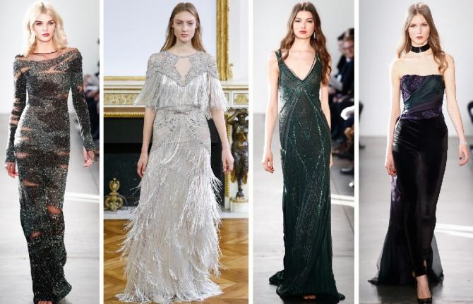новогоднее платье с блестками и пайетками длина макси