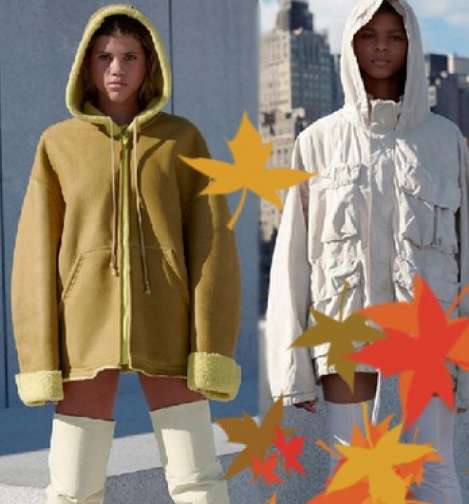 Какие куртки в моде осенью 2017? Фото женских моделей молодежных курток сезона Осень 201