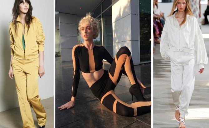 Модный тренд: расклешенные рукава