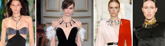 Модные украшения к новогоднему платью 2019
