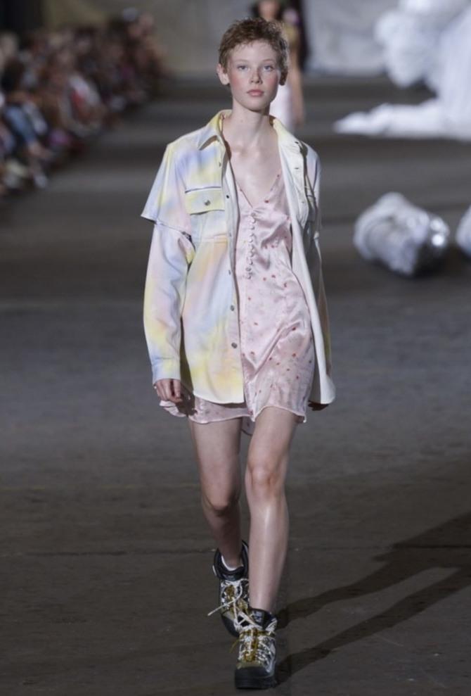 Молодежные куртки Весна-Лето 2019 для девушек