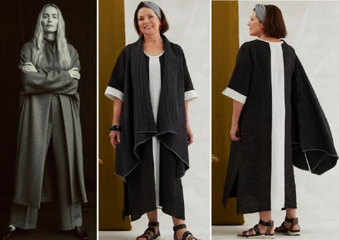 модный уличный стиль 2019 для дам элегантного возраста после 50 лет