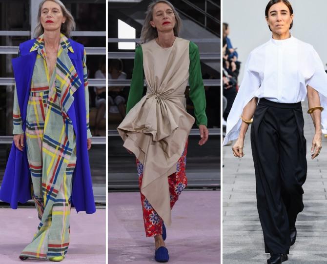 модная весенняя одежда 2019 года для возрастных женщин