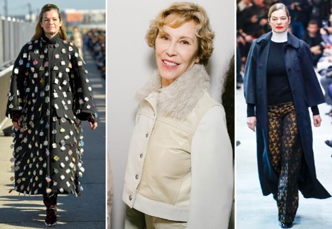 мода для пожилых женщин на 2020 год
