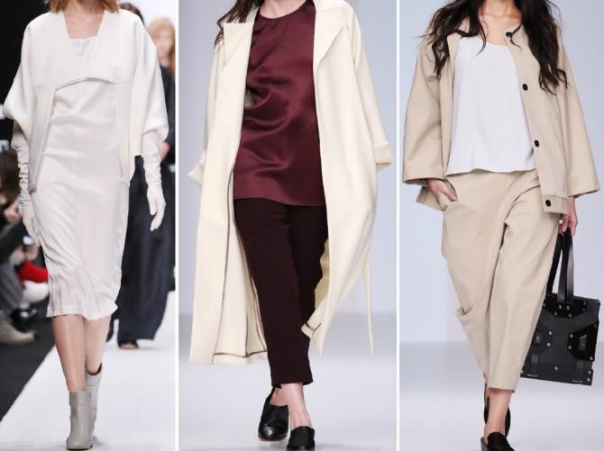 верхняя одежда для пожилых женщин в пастельных тонах