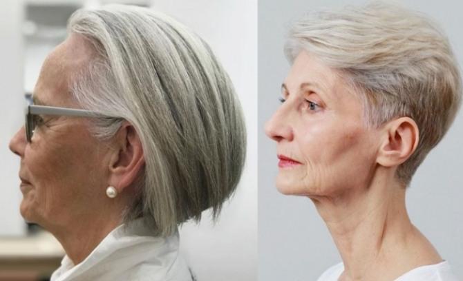 какую стрижку выбрать в 60 лет, чтобы выглядеть энергичнее и моложе