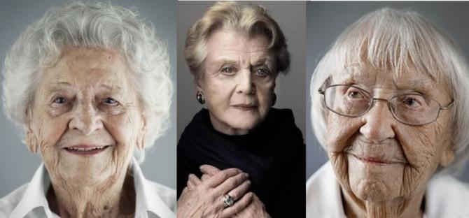 женщина старше 75 лет - какую стрижку выбратьженщин старше 75 лет