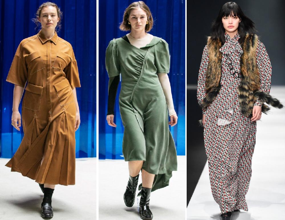 82e1bc812a7 мода для полных девушек осень-зима 2018-2019 - повседневная одежда