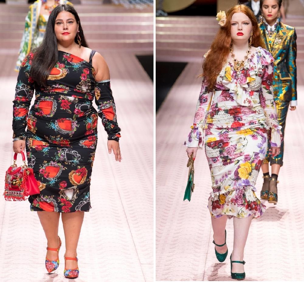 3043e8fd42ae568 нарядные яркие вечерние платья для полных девушек с модных показов на лето  2019 года