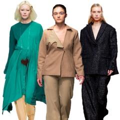 2019 мода платья для женщин