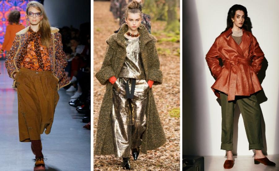 Мода и трендыМеховая мода 2019 картинки