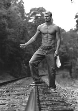 Красивые мужчины эротические фото #1