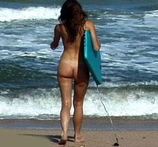 Испания - Нудистские пляжи