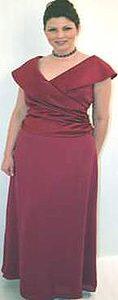 вечерние платья длинные красные