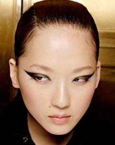 Вечерний макияж 2007/2008