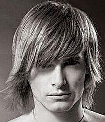 Модні чоловічі зачіски і стрижки 2010