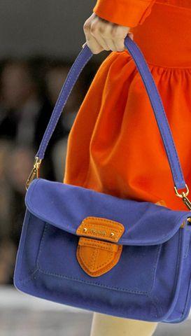 Модные сумки весна-лето 2011 от Prada Модные сумки весна-лето 2011 от...