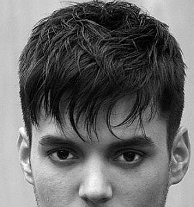Чоловічі зачіски і стрижки (Фото)