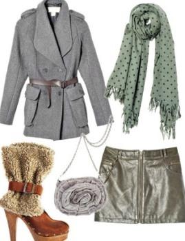 Сезона 2011 2012 женские пальто и куртки