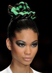 Женские причёски укладки фото