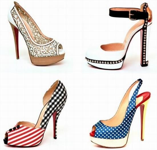 Самая модная обувь картинки