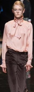 Мода 2015 зима осень блузки