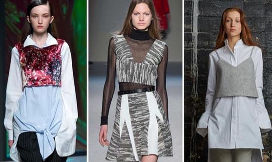 82b0a6d7fdb Модные блузки Осень-Зима 2015 2016  тенденции и фото