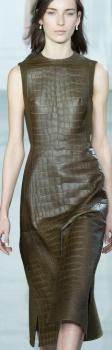 Fashionable iş ofis elbise - Eğilimler