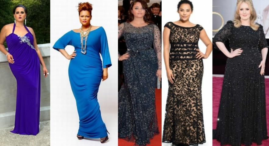 Фасоны платьев для женщин