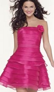 Модные платья для девушек - выпускной бал