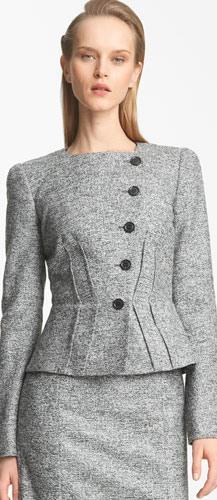 Деловая женская одежда:  офисная мода 2012/2013  .