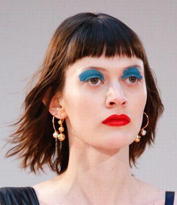 модные причёски женские фото