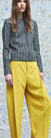 Блузка с брюками