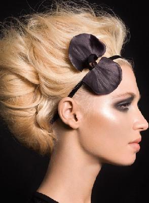 Модные аксессуары для волос 2013-2014. Фото причесок с украшениями