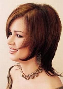 Стрижки женские на волосы средней длины фото