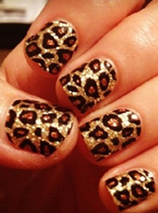 Дизайн ногтей сезона осень зима