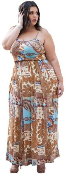 a8ab0659d43 ... Летняя одежда больших размеров. Модные летние фасоны 3013 для полных  девушек и женщин .