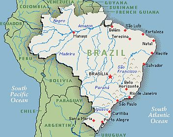 страна бразилия знакомство с людьми