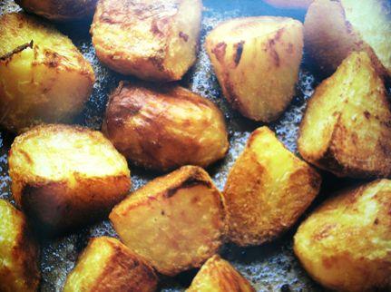 рецепты картошки печеной